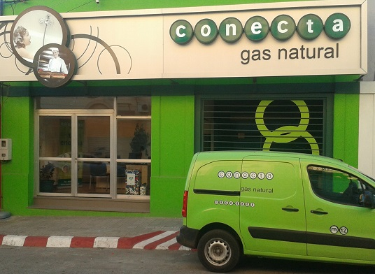 Conecta gas natural oficinas for Oficina gas natural sabadell